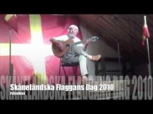 Skåneländska flaggans dag 2010